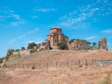Jvari monastery comple