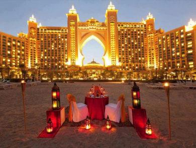 Atlantis The Palm, Дубай