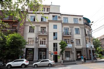 Թումանյան փողոց, Երևան