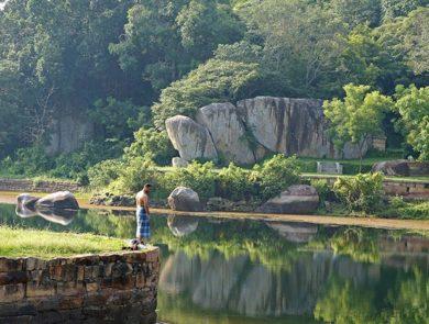 Mihintale Cherniy Prud, Sri Lanka