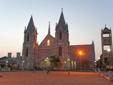 Negombo Sebastian Church