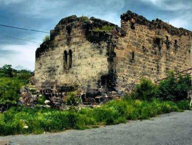 Tsiranavor church