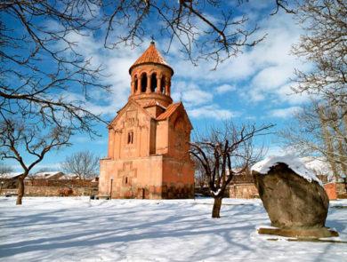 St. Astvatsatsin church of Eghvard