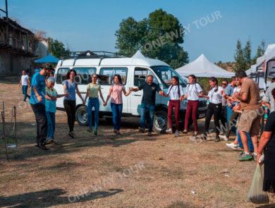 Pomegranate festival in Artsakh