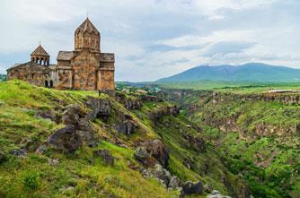 Hovhanavank Monastery