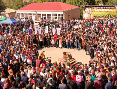 Areni wine festival