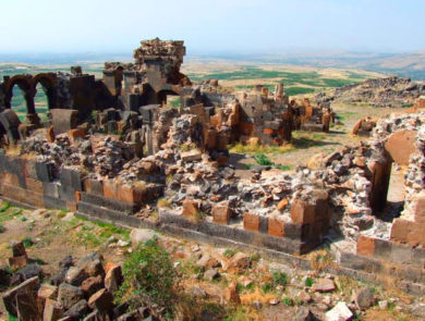 Saint Sargis monastery