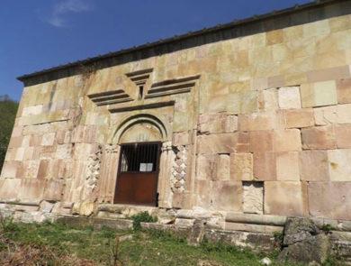 Mshkavank monastery
