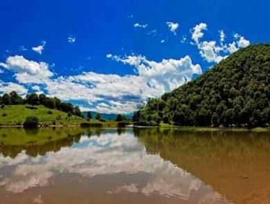 Озеро Цовер