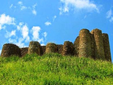 Ghalinjakar castle