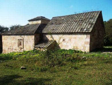 Kloster Mschkawank