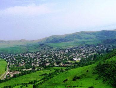 Dorf Berdawan