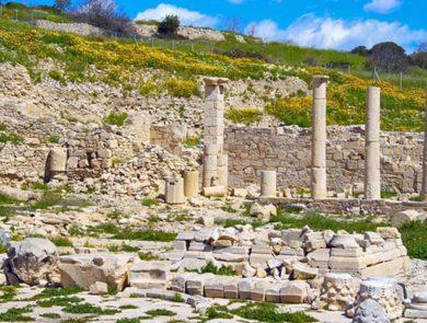 Ancient city Amathus