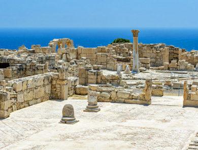 Ancient Kourion city