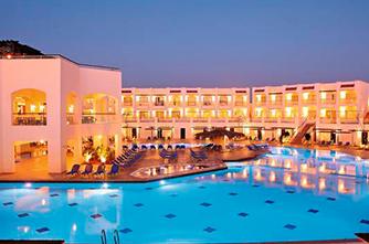 Sol Y Mar հյուրանոց, Շարքս Բեյ