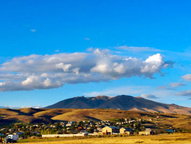 Berg Ara