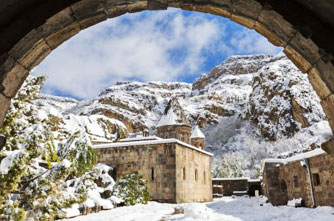 Geghardavank Monastery