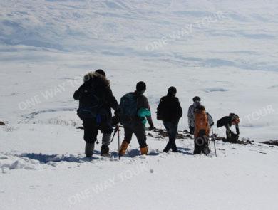 Восхождение на гору Атис