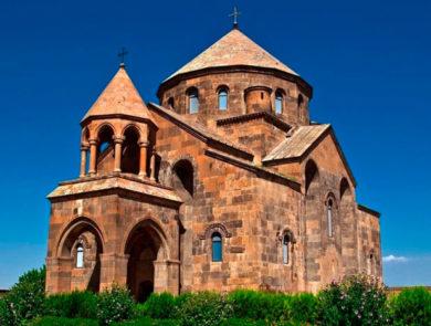 Церковь Святой Рипсимэ