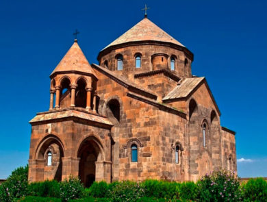Heilige Hripsime Kirche