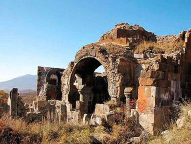 Teghenjats Kloster