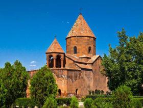 Эчмиадзин, Церковь Святой Шогакат