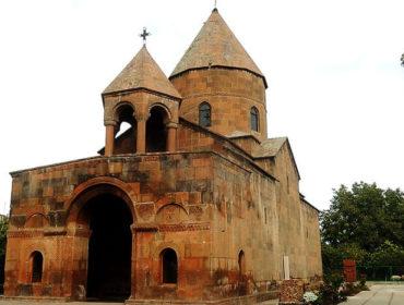 Edschmiatsin, Kirche der Hl. Schoghakat