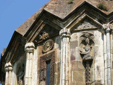 Kloster Gandzasar