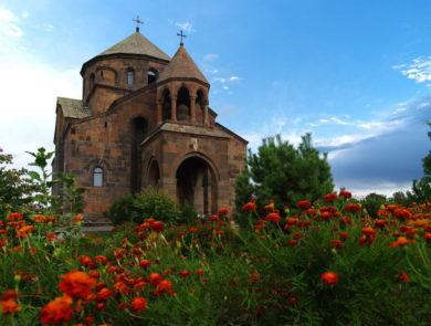 Etchmiadzin, St. Hripsime church