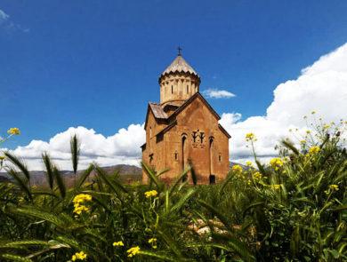 Церковь Святой Богородицы в Арени
