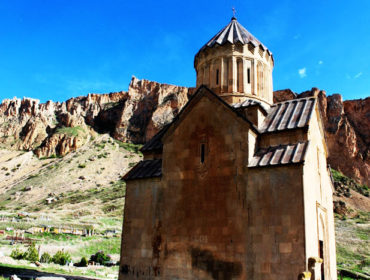 Areni St. Astvatsatsin church