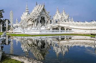 Белый замок, Чанг Рай