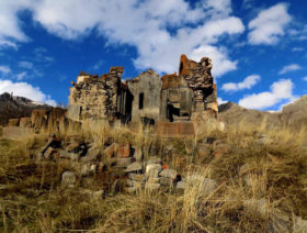 Монастырь Аратес
