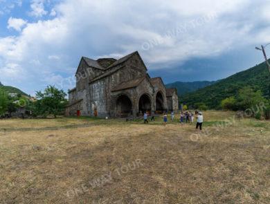 Монастырь Ахтала