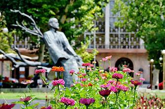 Frühling in Jerewan