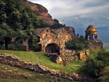 St. Hovhannes Monastery in Ardvi