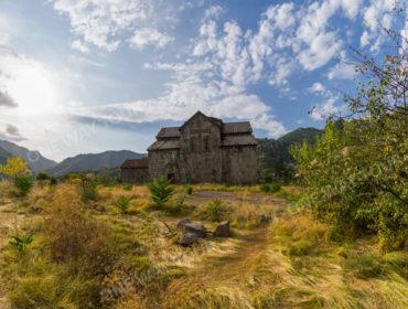 Akhtala kloster
