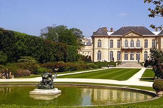 Փարիզի Ռոդենի թանգարանը