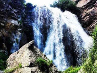 Wasserfall Schaki