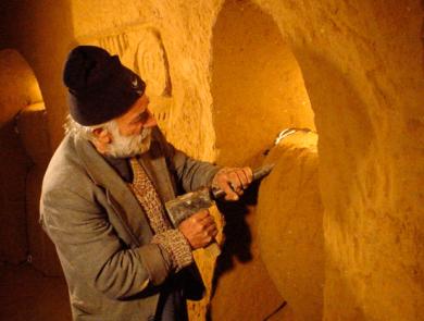 Museumshöhle von meister Levon