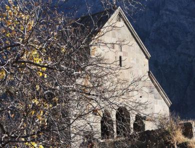 Zorats Monastery