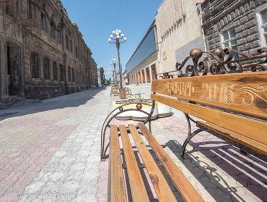 Gyumri city
