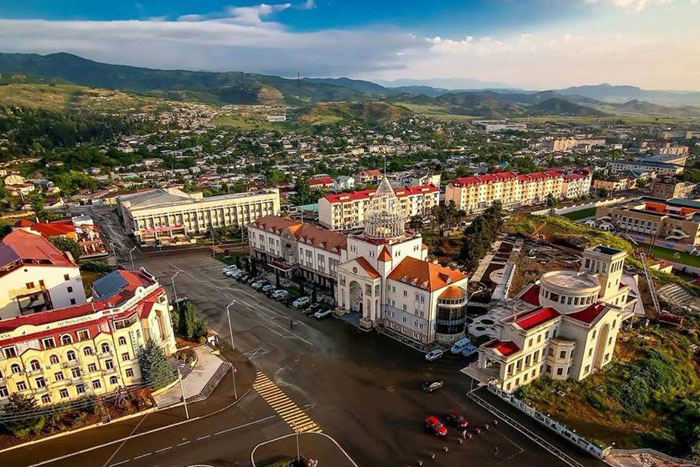 Степанакерт - столица Арцаха