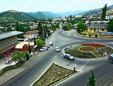 Stepanakert city