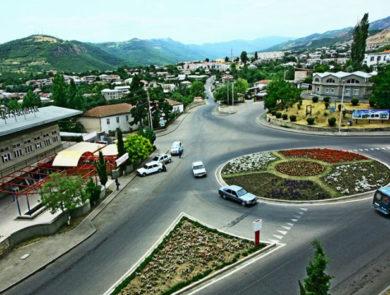 Քաղաք Ստեփանակերտ