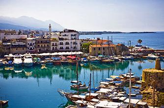 Город Кирения, Кипр