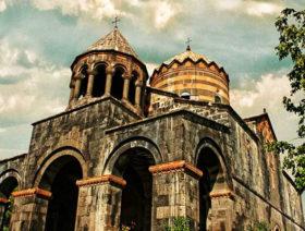 Церковь Святого Геворга в Мугни