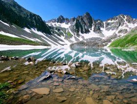 Озеро Кари (Гора Арагац)