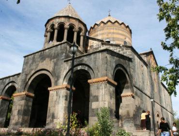Mughni, Hl. Georgskirche