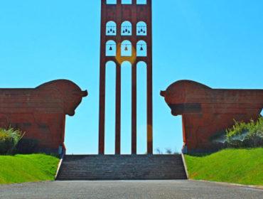 Die Gedenkstätte Sardarapat